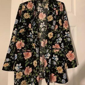 Forever 21 - Floral Blazer